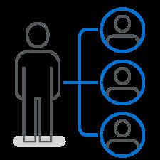 Match-making-process-icons-match